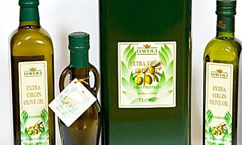 Olive oil is a staple in every Italian's kitchen--and mine, too!