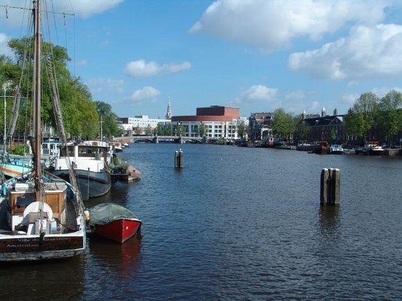 Amsterdam Trivia #1