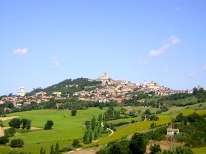 View of Todi 1
